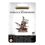 Age of Sigmar: Warlock Bombardier Skaven Games Workshop