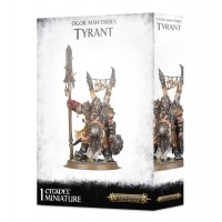 Age of Sigmar: Ogor Mawtribes Tyrant Ogor Mawtribes Games Workshop