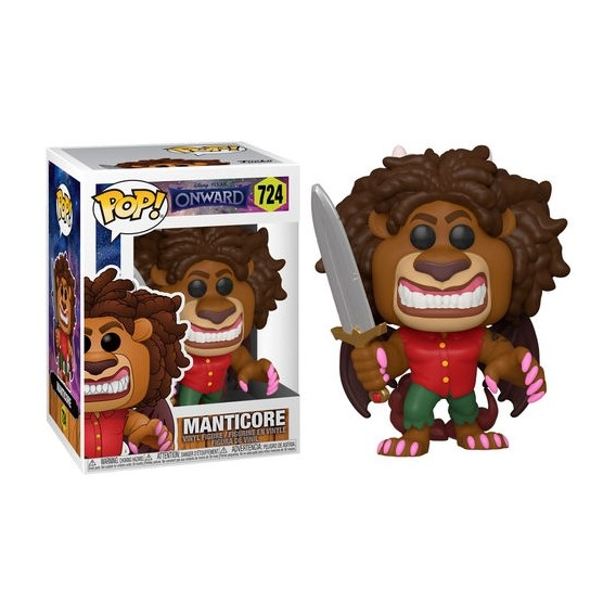 Figurka Funko POP! Onward - Manticore - 724 Funko - Disney Funko - POP!
