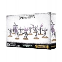 Daemonettes of Slaanesh Hedonites of Slaanesh Games Workshop