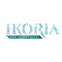 MTG Ikoria: Lair of Behemoths Booster