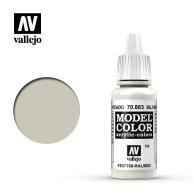 Farba Vallejo Model Color 152 - 883 -17 ml. Silver Grey