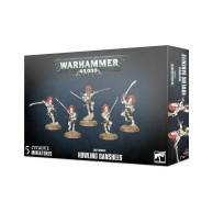 WARHAMMER 40000: CRAFTWORLDS HOWLING BANSHEES Craftworlds Games Workshop