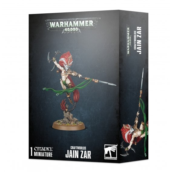 WARHAMMER 40000: CRAFTWORLDS JAIN ZAR Craftworlds Games Workshop