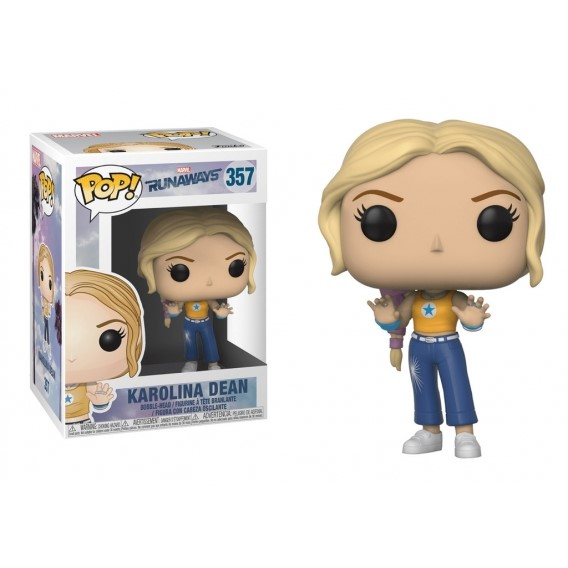 Figurka Funko POP Marvel: Runaways - Karolina - 357 Funko - Marvel Funko - POP!