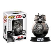 Figurka Funko POP! Star Wars: BB-9E (Exclusive) - 202 Funko - Star Wars Funko - POP!