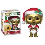Figurka Funko POP! Star Wars: Holiday Santa C-3PO - 276 Funko - Star Wars Funko - POP!
