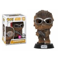 Figurka Funko POP! Star Wars: Chewbacca w goglach (Flocked) - 239 Funko - Star Wars Funko - POP!