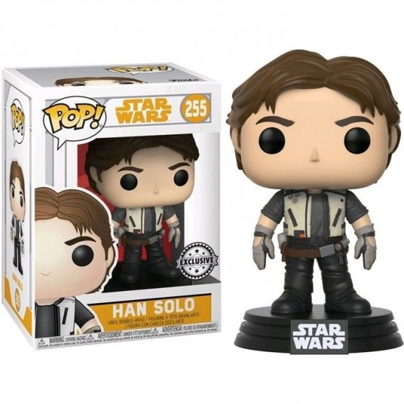 Figurka Funko POP! Star Wars: Young Han (Exclusive) - 255 Funko - Star Wars Funko - POP!