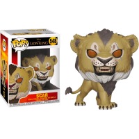 Figurka Funko POP Disney: Lion King - Scar - 548 Funko - Disney Funko - POP!