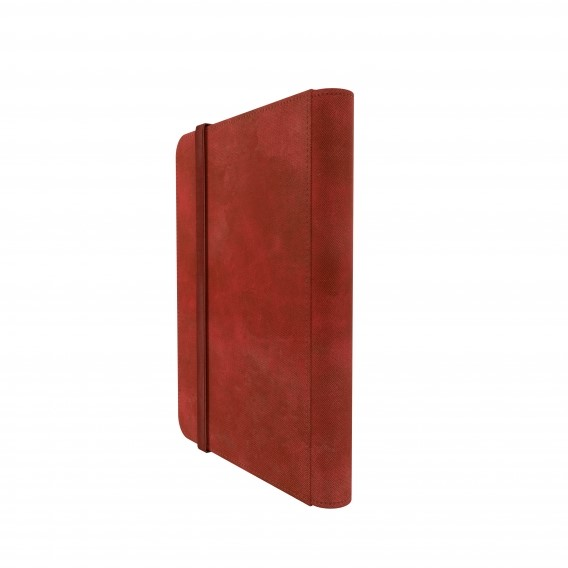 Gamegenic Prime Album 8-Pocket - Red Gamegenic Gamegenic
