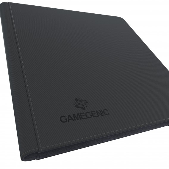 Gamegenic Prime Album 24-Pocket - Black Gamegenic Gamegenic