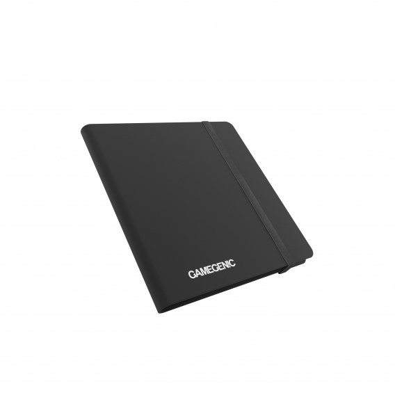 Gamegenic Casual Album 24-Pocket - Black Gamegenic Gamegenic