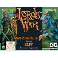 Władcy Wojny - Jaszczuroludzie kontra Elfy