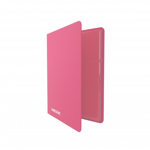 Gamegenic Casual Album 18-Pocket - Pink Gamegenic Gamegenic