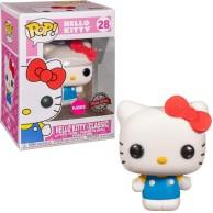Figurka Funko POP: Hello Kitty Classic (Flocked) - 26
