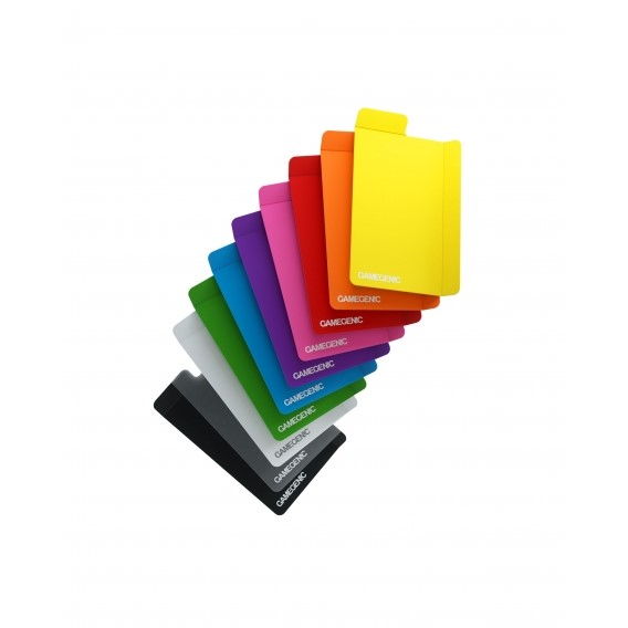 Gamegenic Card Dividers - Multicolor Gamegenic Gamegenic