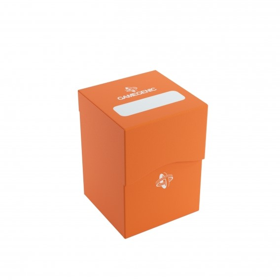 Gamegenic Deck Holder 100+ - Orange Gamegenic Gamegenic