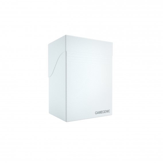 Gamegenic Deck Holder 80+ - White Gamegenic Gamegenic