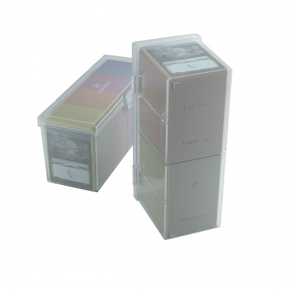 Gamegenic Fourtress 320+ - Clear Gamegenic Gamegenic