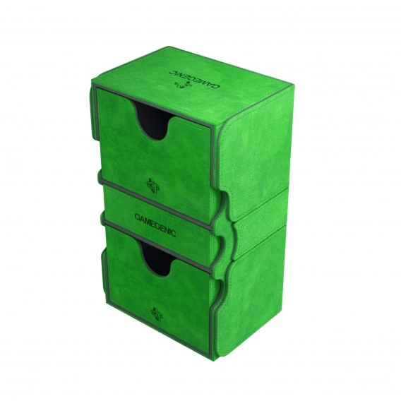 Gamegenic Stronghold 200+ Convertible - Green Gamegenic Gamegenic