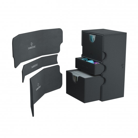 Gamegenic Stronghold 200+ Convertible - Black Gamegenic Gamegenic