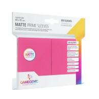Koszulki na karty Gamegenic: Matte Prime CCG (64x89 mm) - Pink, 100 sztuk