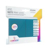Koszulki na karty Gamegenic: Matte Prime CCG (64x89 mm) - Blue, 100 sztuk
