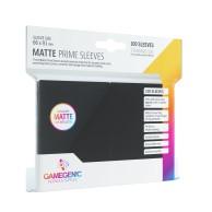 Koszulki na karty Gamegenic: Matte Prime CCG (64x89 mm) - Black, 100 sztuk Przedsprzedaż Gamegenic