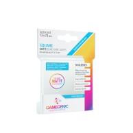 Koszulki na karty Gamegenic: Matte Square (71x71 mm), 50 sztuk