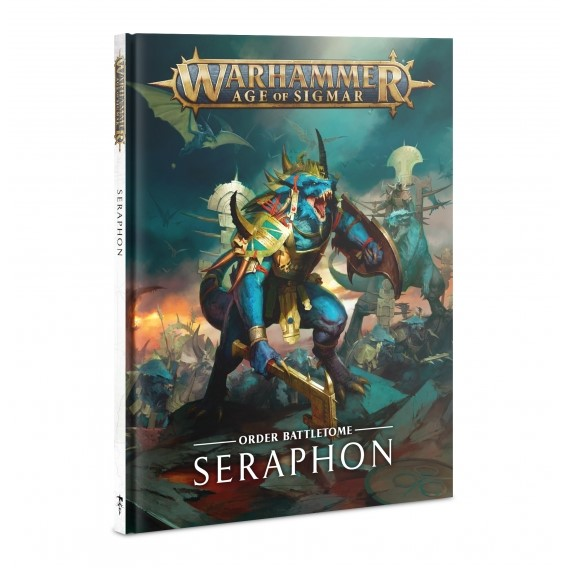 Battletome Seraphon Seraphon Games Workshop