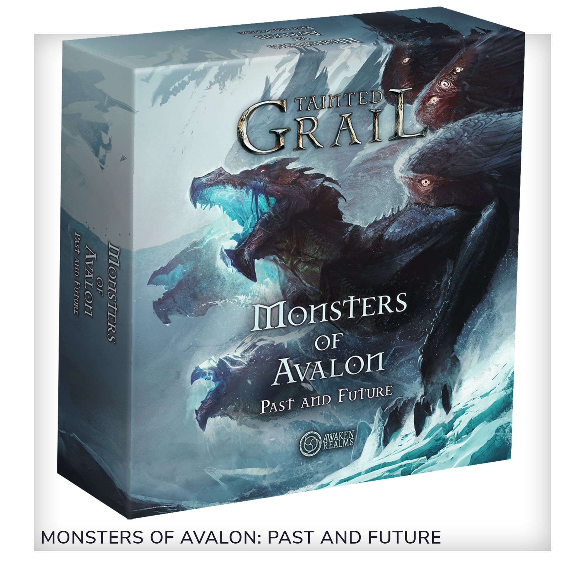 Tainted Grail: The Fall of Avalon - Monsters Of Avalon: Past And The Future PL