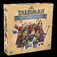 Talisman: Legendarne opowieści + karty promo Przygodowe Galakta