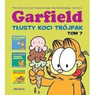 Garfield - Tłusty koci trójpak, tom 7