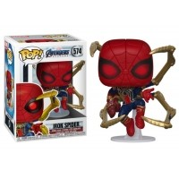 Figurka Funko POP Marvel: Endgame- Iron Spider with Nano Gauntlet - 574 Funko - Marvel Funko - POP!