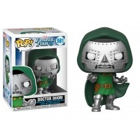 Figurka Funko POP: Fantastic Four - Doctor Doom - 561 Funko - Marvel Funko - POP!