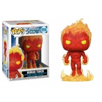 Figurka Funko POP: Fantastic Four - Human Torch - 559 Funko - Marvel Funko - POP!
