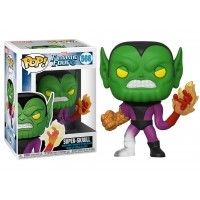 Figurka Funko POP: Fantastic Four - Super-Skrull - 566 Funko - Marvel Funko - POP!
