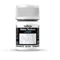 Vallejo 26591 Water Textures 35 ml. Water Transparent