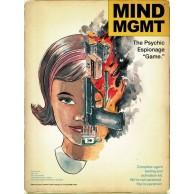 MIND MGMT: The Psychic Espionage (edycja Deluxe Kickstarter)