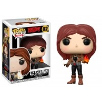 Figurka Funko POP Comics: Hellboy - Liz Sherman -02 Funko - Comics Funko - POP!