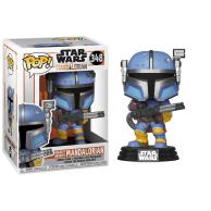 Figurka Funko POP! Star Wars: Mandalorian - Heavy Infantry Mandalorian - 348