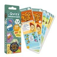 Xplore Team Quizy edukacyjne dla dzieci w wieku 7-8 lat