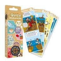 Xplore Team Quizy edukacyjne dla dzieci w wieku 8-9 lat