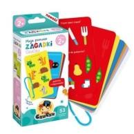 CzuCzu Moje pierwsze zagadki dla dzieci 2+ Gry dla Dzieci Bright Junior Media
