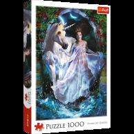 Puzzle 1000 el. Magiczny wszechświat Fantasy Trefl