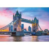 Puzzle 1500 el. Tower Bridge Sunset