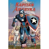 Kapitan Ameryka. Steve Rogers - 1