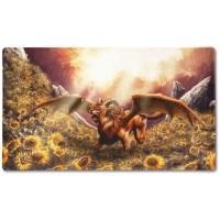 Dragon Shield Play Mat - Dyrkottr Last of His Kind Dragon Shield Arcane Tinmen