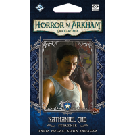 Horror w Arkham LCG: Nathaniel Cho  Talia początkowa badacza